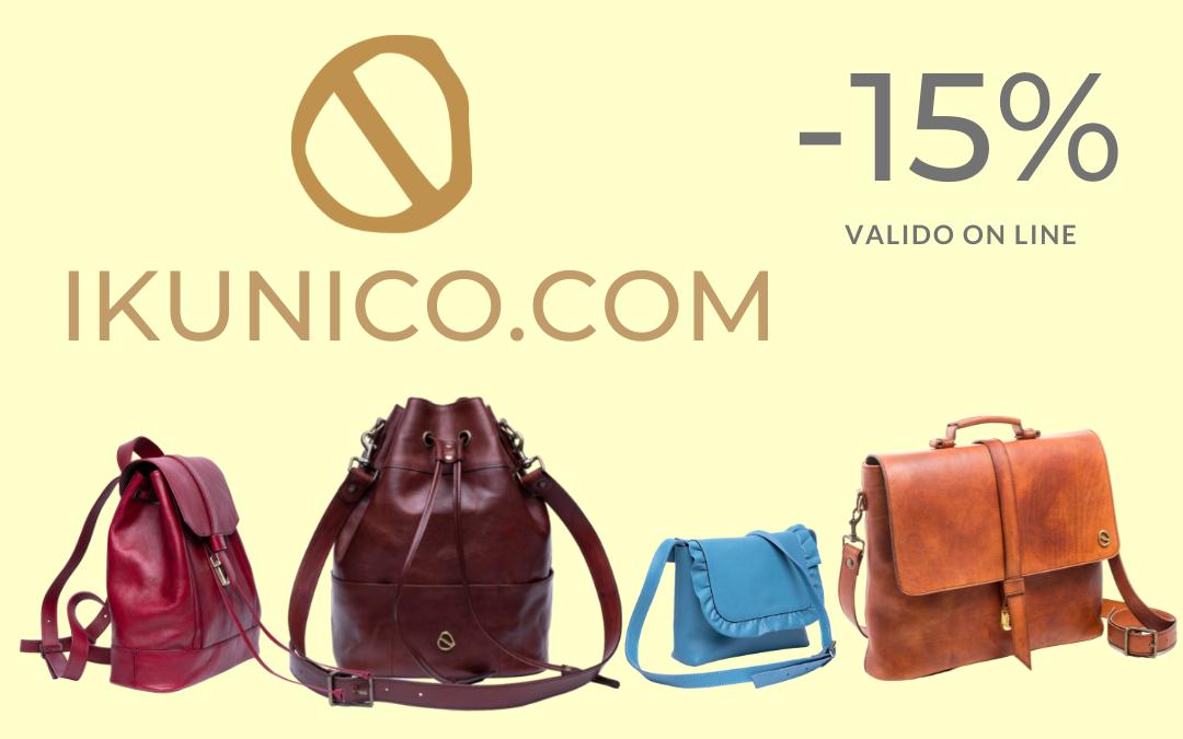 Ikunico – 15%