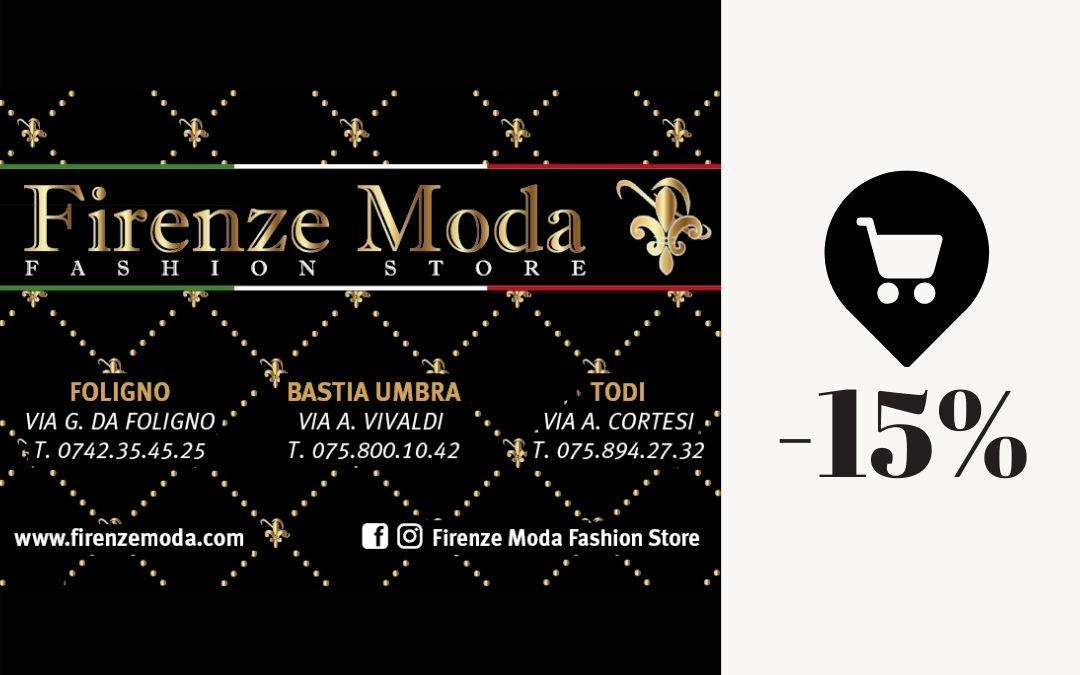 Firenze Moda – 15%